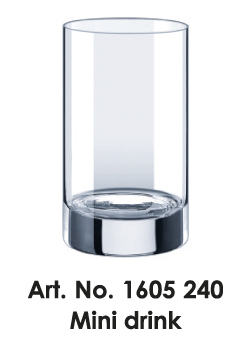 Pohár - Mini drink (Classic S032)
