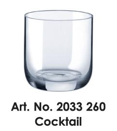 Pohár - Cocktail (Party S035)