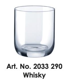 Pohár - Whisky (Party S035)