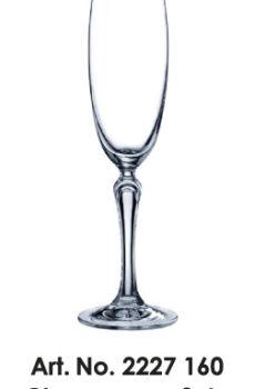 Champagne flute (Lucia S031)