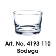 Pohár - Bodega (Mise en bouche S037)