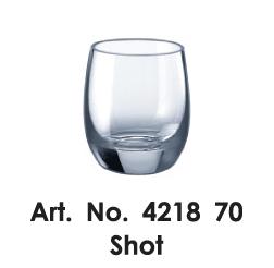 Pohár - Shot (Cool S033)