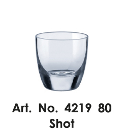 Pohár - Shot (Madison S034)