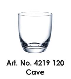 Pohár - Cave (Mise en bouche S037)