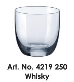 Pohár - Whisky (Madison S034)