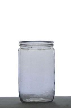 Zavarovací pohár Franko 710 ml - zatláčací závit