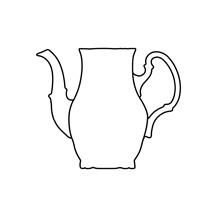 Konvica kávová 1200 ml